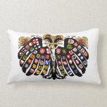 Holy Roman Empire Coat of Arms Throw Pillows