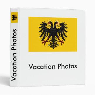 Holy Roman Empire Flag Binder