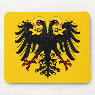 Holy Roman Empire Flag Mouse Pad