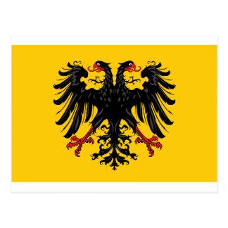 Holy Roman Empire Flag Post Card