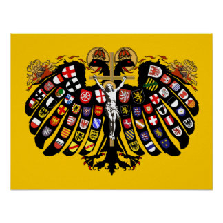 Holy Roman Empire Flag Posters