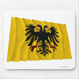 Holy Roman Empire Waving Flag Mouse Pad