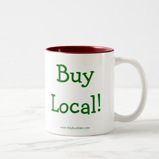 Holy Root Farm Buy Local Mug - Large