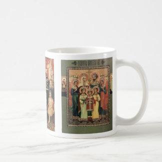 Holy Royal Martyrs Mugs