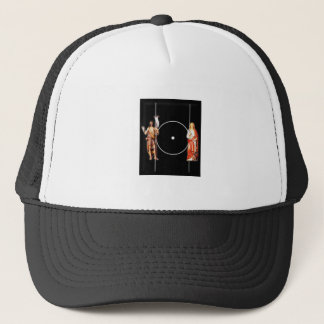 Holy Saint Johns Trucker Hat