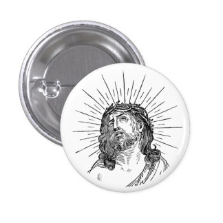 Holy Season of Lent Custom Button