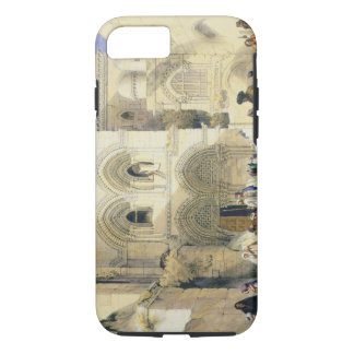 Holy Sepulchre, in Jerusalem (colour litho) iPhone 7 Case