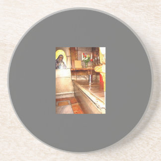 Holy Sepulchre tomb of Christ Coaster