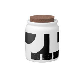 holy shift candy jars