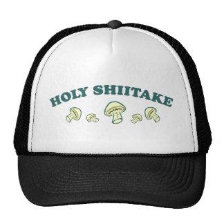 Holy Shiitake Trucker Hat