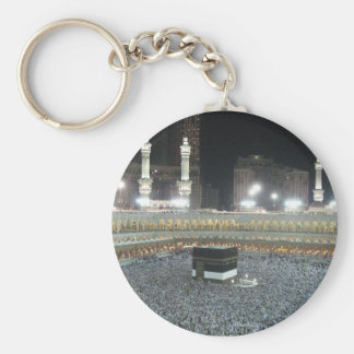 Holy site keychain