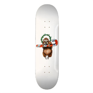 holy sloth skateboard