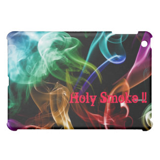 Holy Smoke iPad Mini Cases