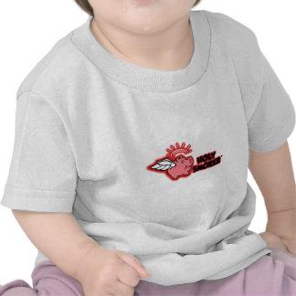 holy smoker logo red high rez shirt