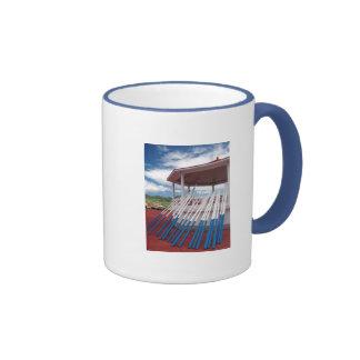 Holy Spirit - Azores Ringer Mug