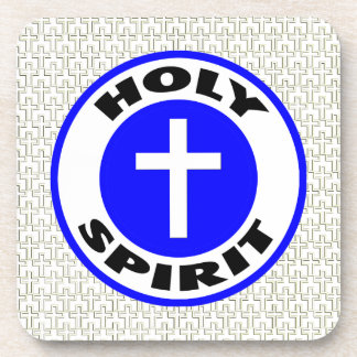 Holy Spirit Beverage Coaster