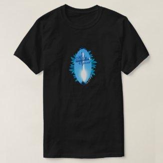 Holy Spirit by Delynn Addams T-Shirt