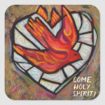 Holy Spirit Confirmation Stickers