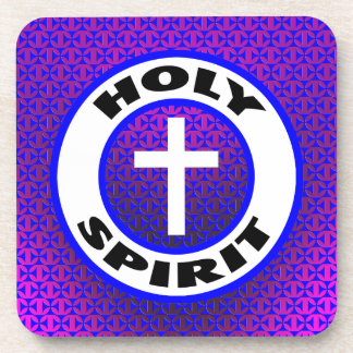 Holy Spirit Beverage Coasters