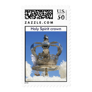 Holy Spirit crown Postage