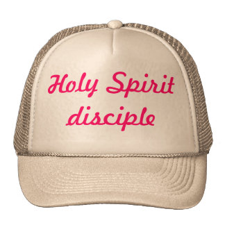 Holy Spirit Disciple Trucker Hat
