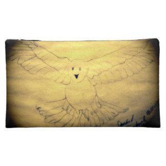 Holy Spirit Dove Cosmetic Bag