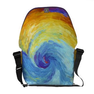 Holy Spirit Dove Messenger Bag