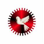 Holy Spirit Dove Statuette