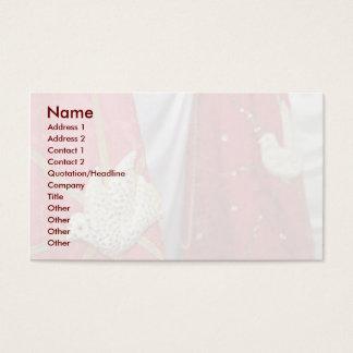 Holy Spirit doves Business Card