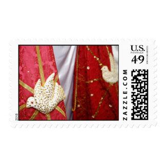 Holy Spirit doves Postage Stamp