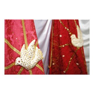 Holy Spirit doves Stationery