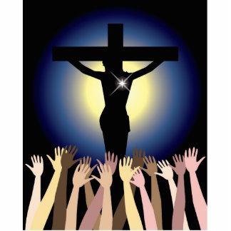 Holy Spirit Easter Cutout