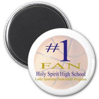 Holy Spirit 2 Inch Round Magnet