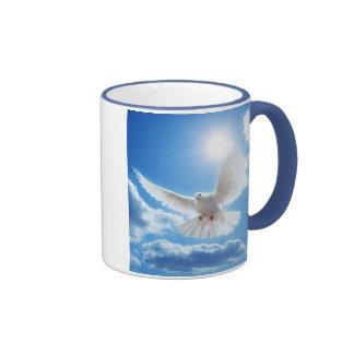Holy Spirit Ringer Mug
