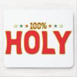Holy Star Tag Mousepad