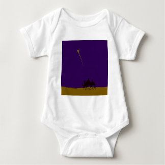 Holy three kings the three Wise Men Baby Bodysuit