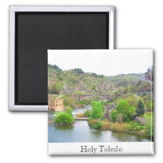 Holy Toledo, Spain Magnets