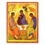 Holy Trinity By Rublã«V Andrej (Best Quality) Letterhead Template