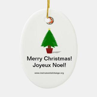 Holy Trinity Christmas Tree Ornament