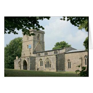 Holy Trinity Church, Bledlow, Buckinghamshire Card