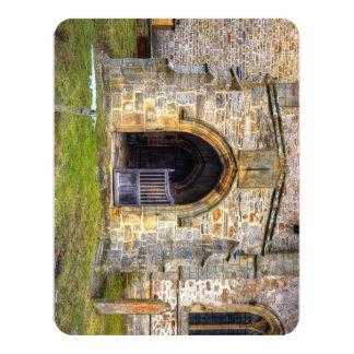 Holy Trinity Church, Wensley 4.25x5.5 Paper Invitation Card