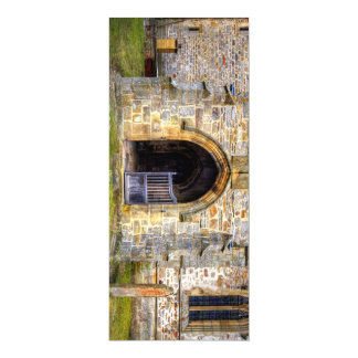 Holy Trinity Church, Wensley 4x9.25 Paper Invitation Card
