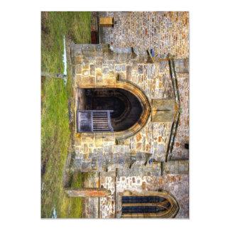 Holy Trinity Church, Wensley 5x7 Paper Invitation Card