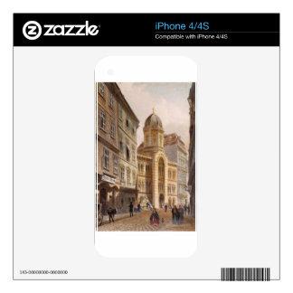 Holy Trinity Greek Church, Vienna by Rudolf Skin For iPhone 4S