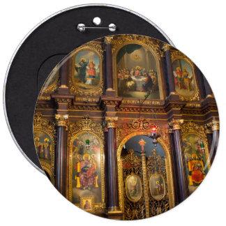 Holy Trinity Greek Orthodox Church Button
