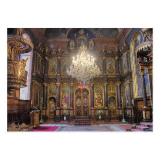 Holy Trinity Greek Orthodox Church Large Business Card