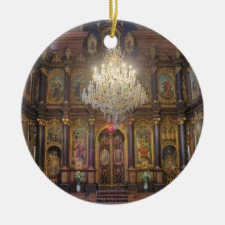 Holy Trinity Greek Orthodox Church Vienna Austria Ceramic Ornament