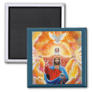 Holy Trinity in Glory Magnet