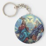Holy Trinity Keychain