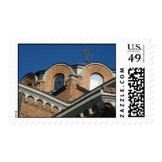 Holy Trinity Orthodox Church Postage Stamp